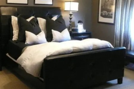 stylish and y masculine bedrooms 28