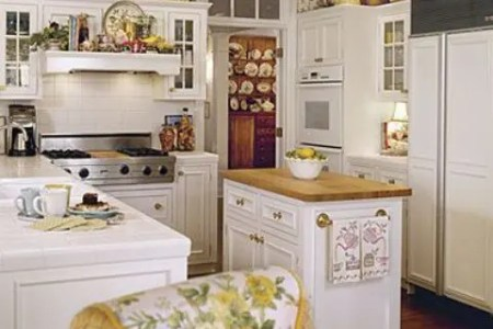 super cozy and charming cottage kitchens 28