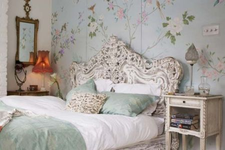 sweet vintage bedroom decor ideas to get inspired 7