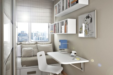 thoughtful teen room layout 16
