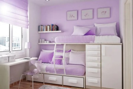 thoughtful teen room layout 25