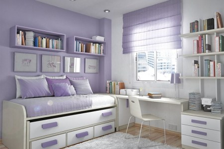 thoughtful teen room layout 26