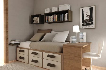 thoughtful teen room layout 6
