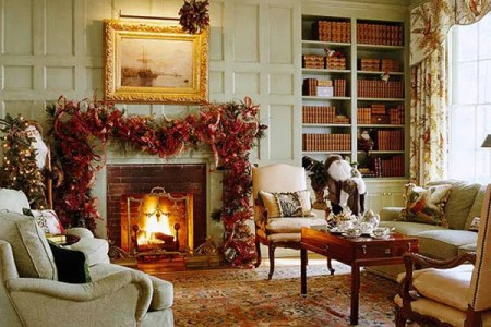 traditional christmas decorations 18