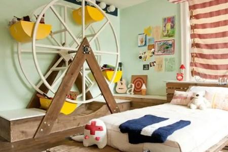 unique and creative children room 3