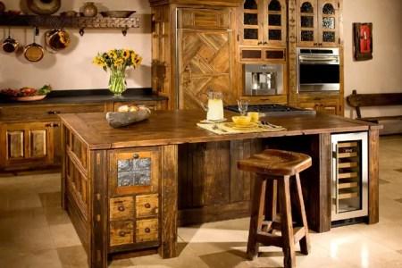 unique kitchen island designs 12