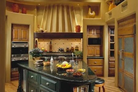 unique kitchen island designs 16