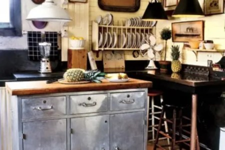 unique kitchen island designs 17