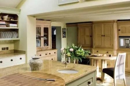 unique kitchen island designs 28