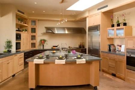 unique kitchen island designs 36