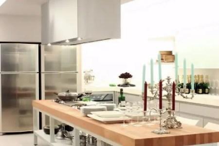 unique kitchen island designs 47