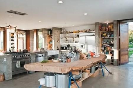 unique kitchen island designs 56