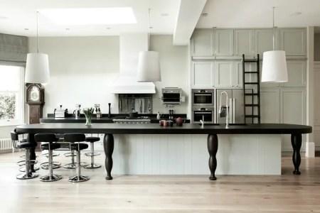 unique kitchen island designs 68