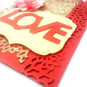 Pattern Love Cards