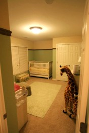 Nursery/bedroom.