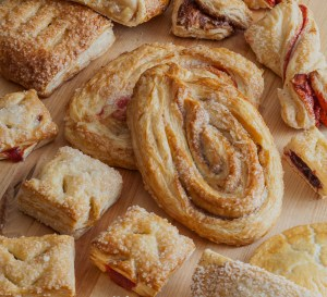 Ready-to-Bake: Fresh baked pastry in under 25 minutes.