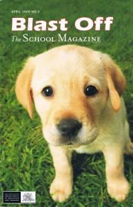 Blast off The School Magazine - An Eggspensive Venture
