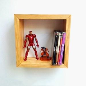 Box shelf pinus lancip