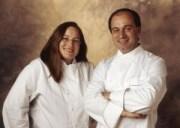 Sarah Stegner and George Bumbaris