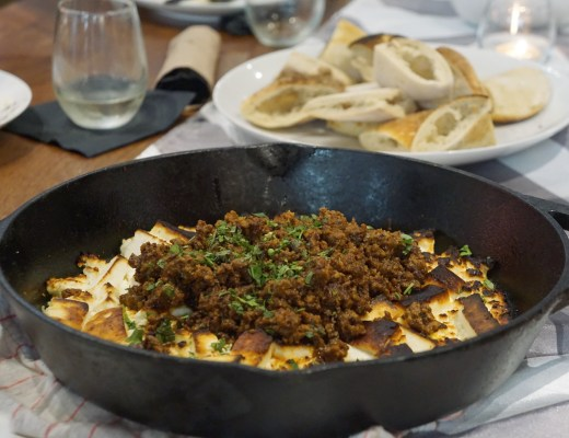 Queso Fundido Verts
