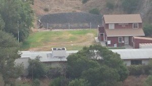 Burbank Police firing range