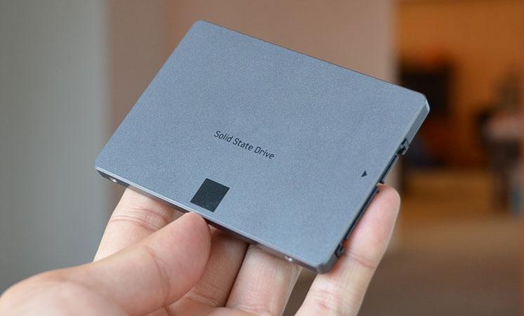 SSDs make you a minimalist