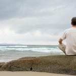 Reflexionar donde solo Dios y tú  estén presentes