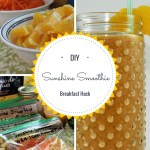 Sunshine Smoothie Breafast Hack