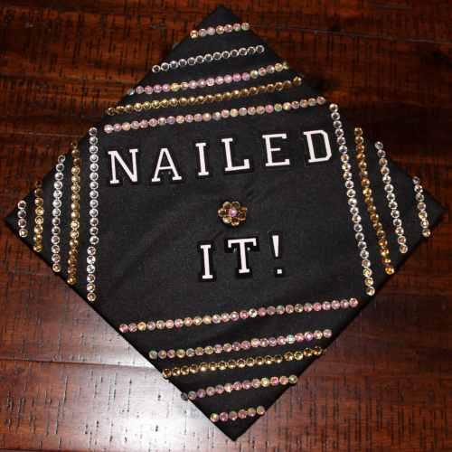 Medium Crop Of Grad Cap Ideas