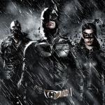 The Dark Knight Rises Blu-Ray Review! (COMICS!)