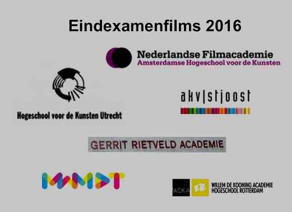 Nieuwe Regisseurs 2016