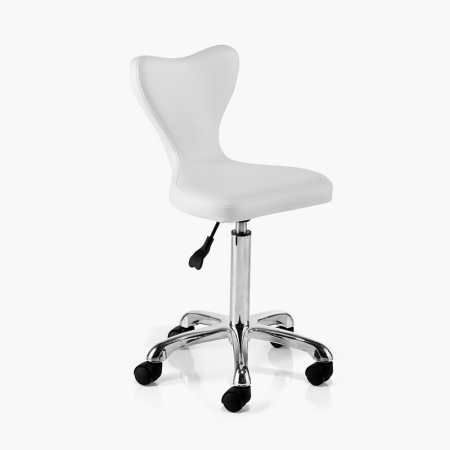 CLOVER-STOOL-WHITE