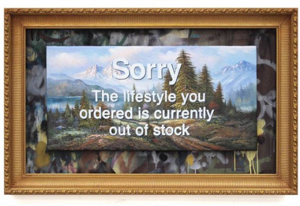 New Banksy Paintings