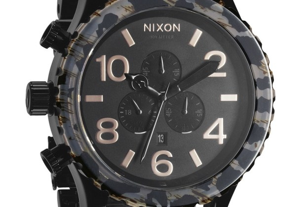 Nixon Leopard Print Collection