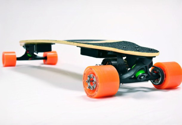 Boosted Boards Electric Longboard