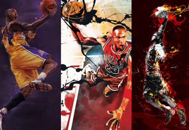 RareInk NBA Official Art