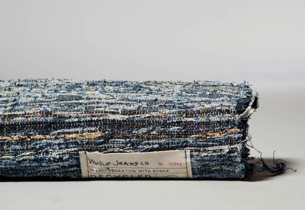 Nudie Jeans Recycled Denim Rugs