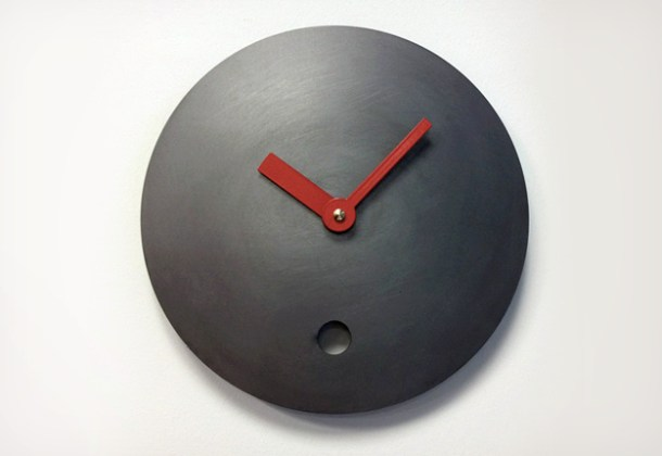 Michael Siney Steel Clocks