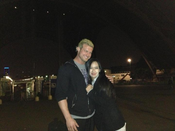 Aj Lee And Dolph Ziggler Real Life - Hot Girls Wallpaper