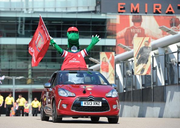 (David Price/Arsenal FC via Getty Images)