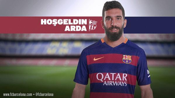 (@FCBarcelona)