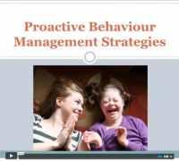 Behaviour Management Webinar