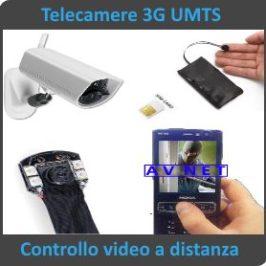 Telecamere umts 3g
