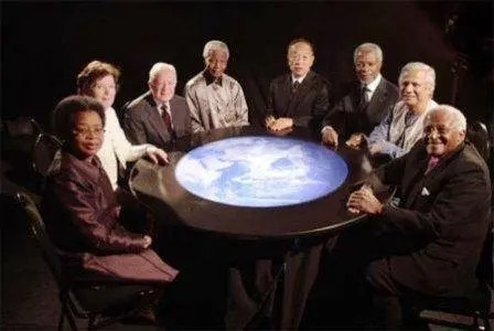 The elders work to abolish Zionism and the establishment of a  One World Government.