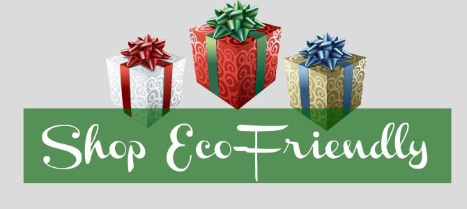 Shop Eco-Friendly This Holiday Season