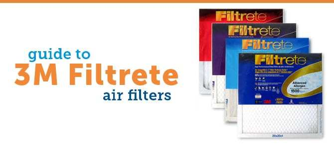 Guide to 3M Filtrete Air Filters