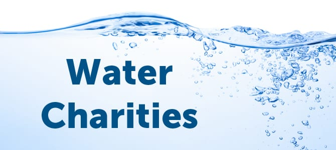 5 Great Clean Water Charities
