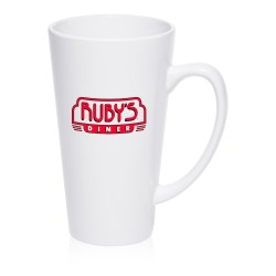 Small Of Tall White Coffee Cups