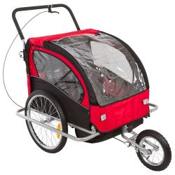 Small Crop Of Baby Bike Trailer