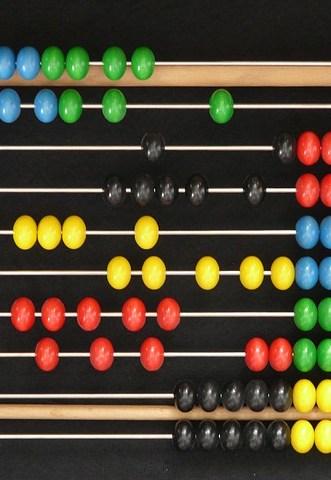 100-Bead Abacus